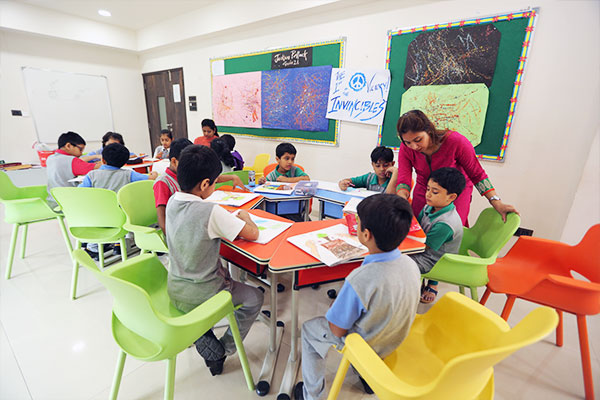 International Primary schools in Andheri - BHIS
