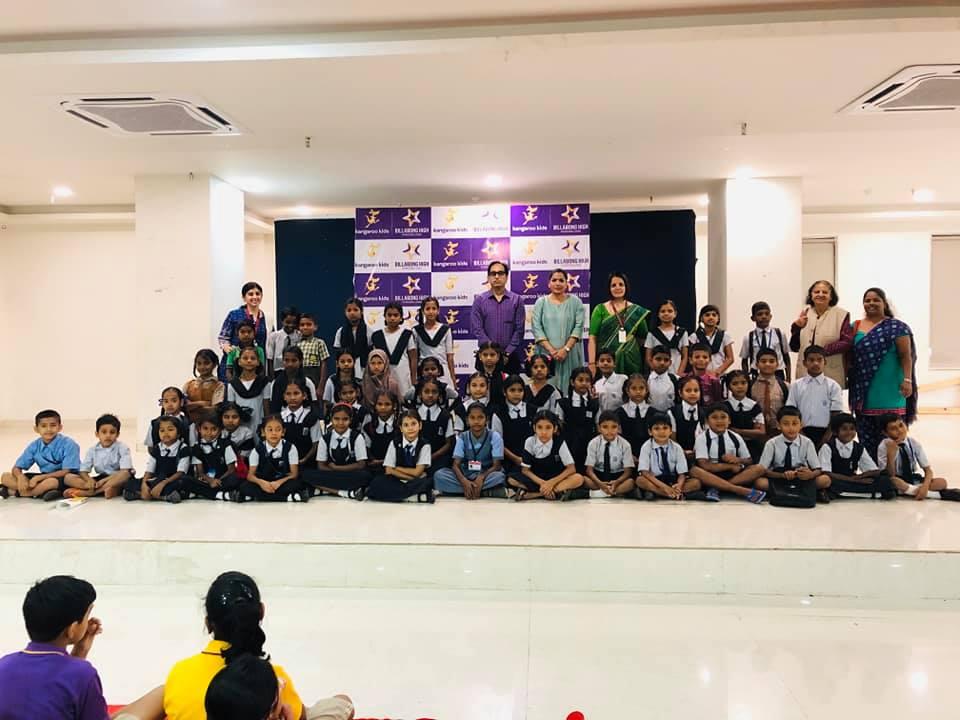 ICSE school in Andheri West , Mumbai